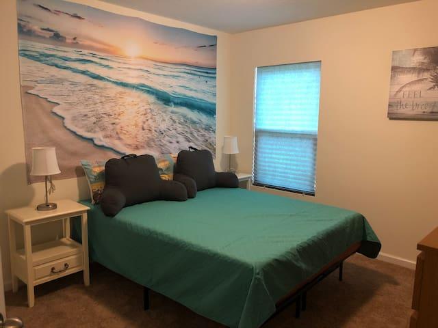 Private Room Sleeps 2 Book Beach Salt & Flip Flops