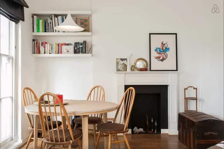 Design flat in Shoreditch