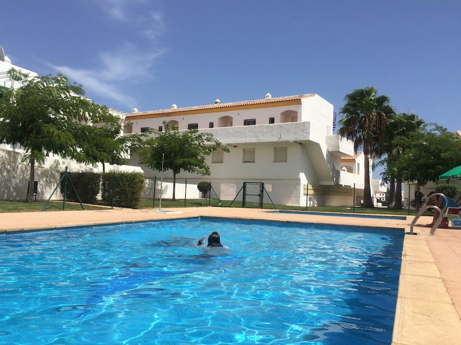Adosado piscina playa mascotas83 houses for rent in for Aki piscinas hinchables