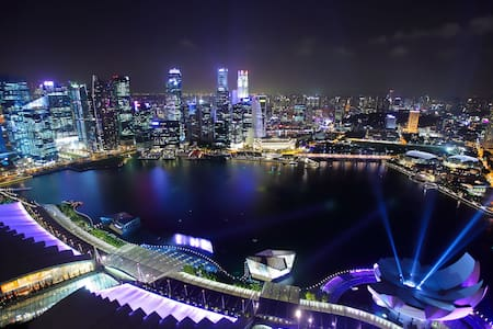 Central Luxury Master-Panorama view