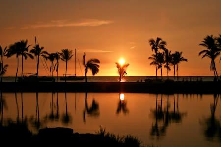 Shores at Waikoloa,  Big Island Hawaii
