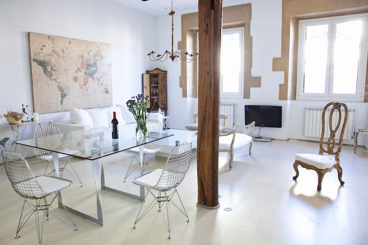 BEST LOCATION OLD TOWN Luxury Loft - San Sebastian - Flat