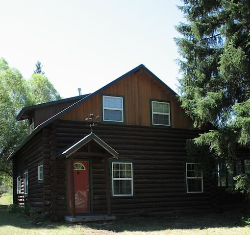Bear Trap Flat - Seeley Lake - House