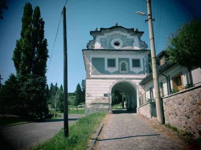 Ubytovanie pri Piargskej bráne