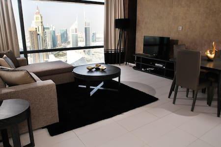 Sophisticated 1 BR in business hub - Dubai - Wohnung