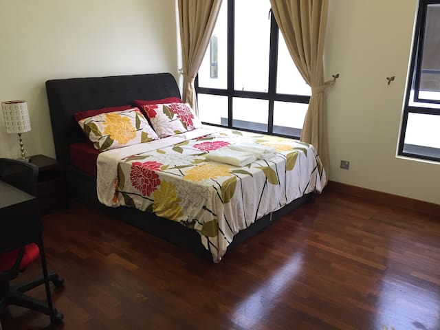 Private Bedroom in Exclusive Residential Area 1