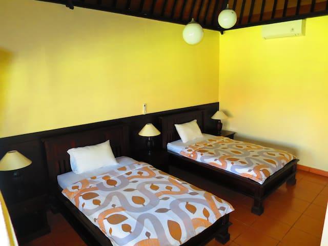Tulamben Liberty Twin Standard Resort Room
