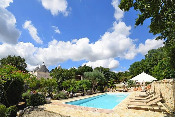 4 star holiday home in Ostuni