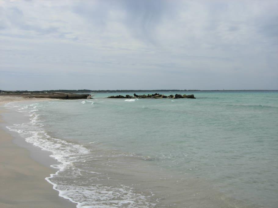 Le stupende spiagge salentine