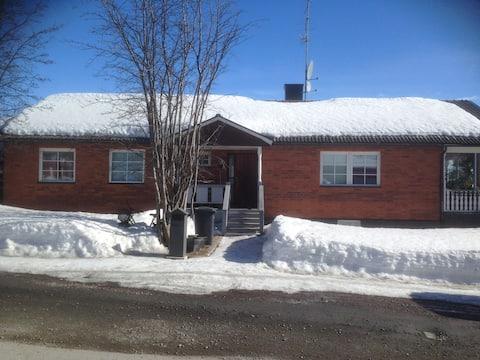 Unique stay near Kiruna city 1