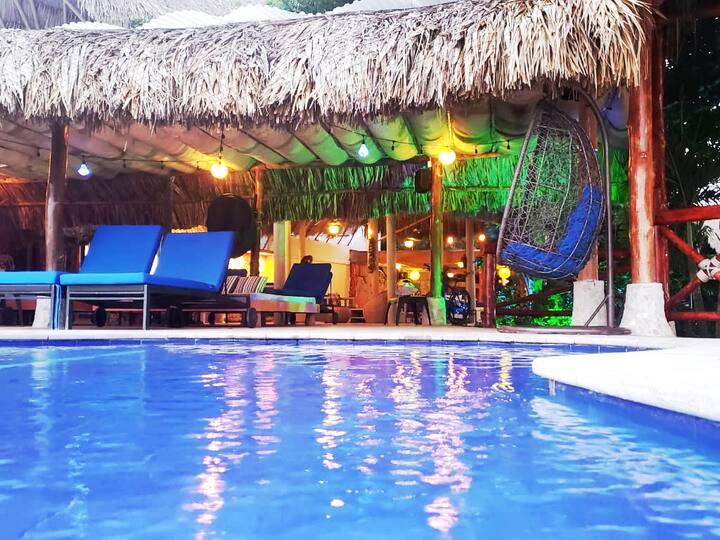 Hotel Isla Real /Tierra Bomba- Bocachica