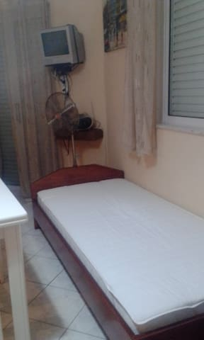 cozy & warm studio fully furnished - Agia Marina - Talo