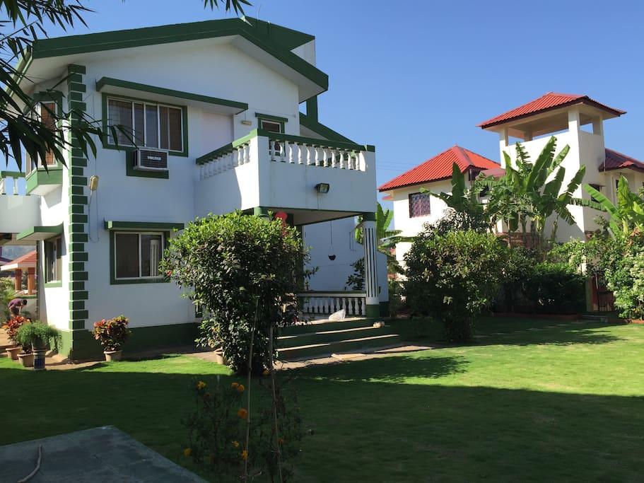 Gorgeous Bungalow Near Lonavala Bungalows For Rent In Lonavala Maharashtra India