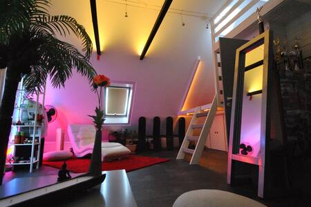 Designer Zimmer in Hamburgs Norden - Hamburg
