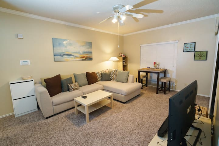 Comfy & Clean Apartment in Irving/Las Colinas - Irving - Apartment