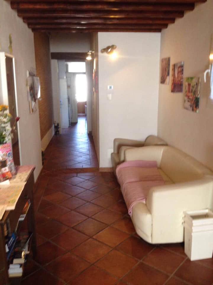 Casa Fiorentina-Botticelli room