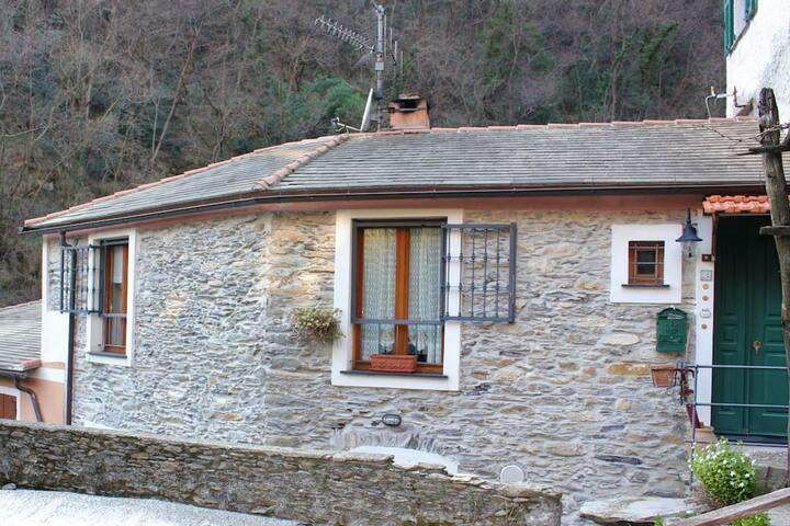 La casa nel borgo - Sori