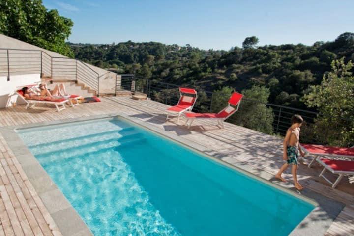 Villa Sarnia Private Pool Luxury French Riviera :)