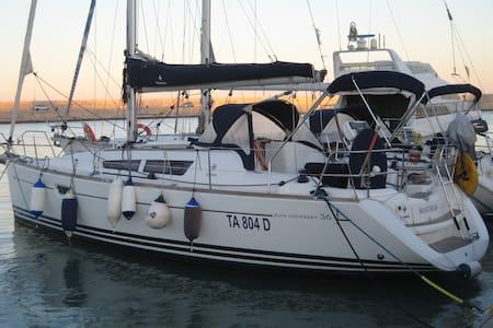 Settimane a vela in Grecia ionica - Syvota - Hajó