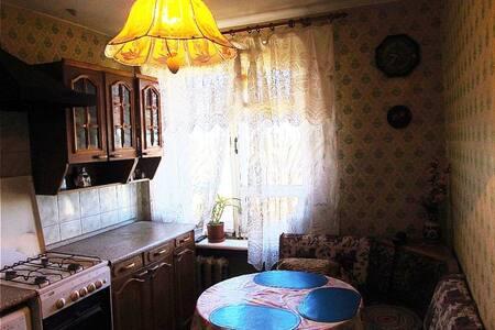 Двух комнатная квартира на Фанере