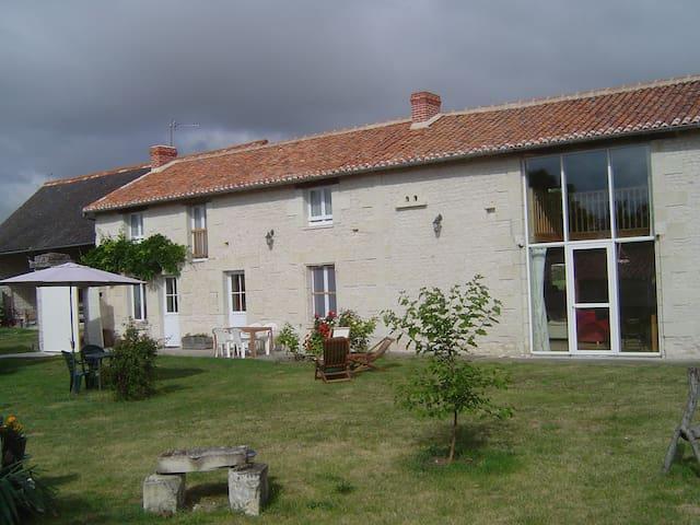 La Ridalière - Prinçay - Huis