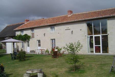 La Ridalière - Prinçay - House