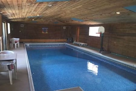 Indoor Heated Pool - Spokane - Spokane - House