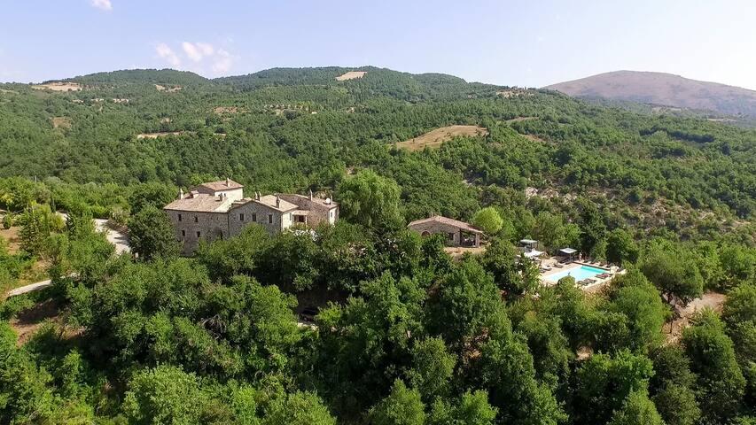Il Paggio-Relais l'Antico Convento - Umbertide - Villa