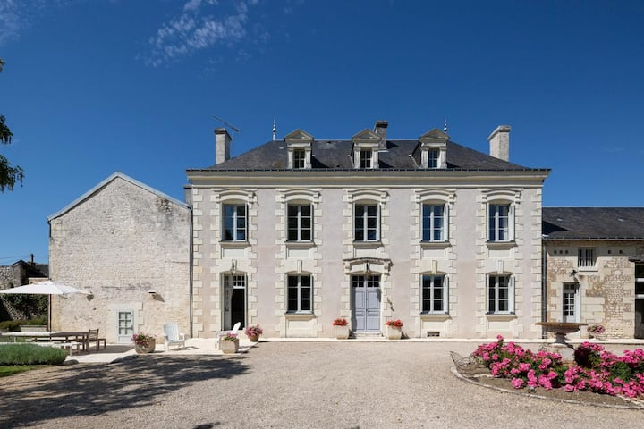 Chateau De Grazay at Centre-Val de Loire