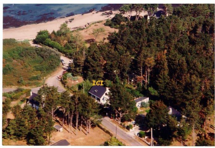 Villa bord de mer - Bretagne 56 - Pénestin - Haus