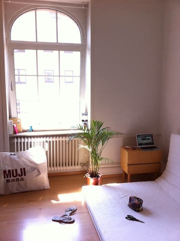 Beautiful room in the city - Frankfurt - Apartment