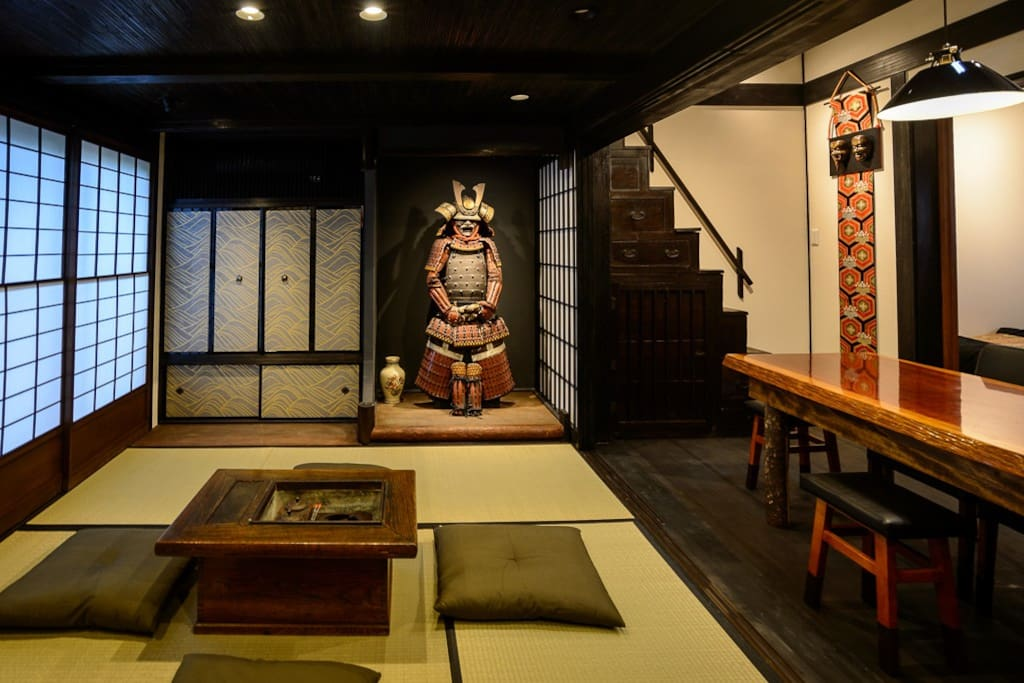 Kyoto Toji Samurai Machiya Townhouses For Rent In Ky To Shi Ky To Fu Japan