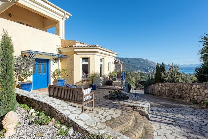Villa Al Azraa  by CorfuΕscapes