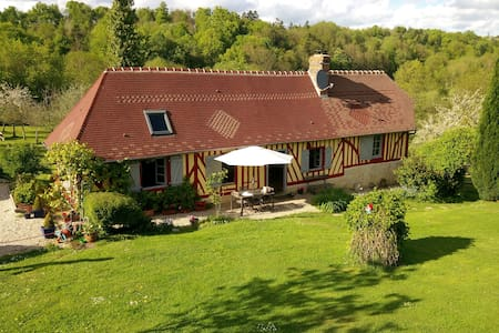 Peaceful Retreat in Rural Normandy - Le Mesnil-Germain - Casa