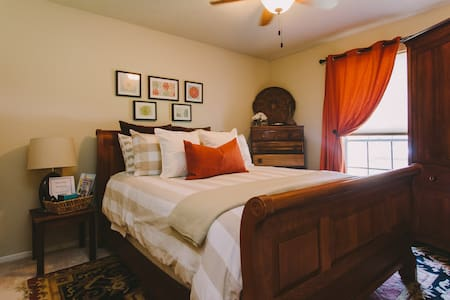 Beautiful Charming Home - Queen Bed - Sugar Land - Casa