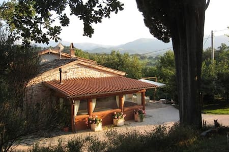 B&B Al Respiro nel Bosco - Camporotondo di Fiastrone - Bed & Breakfast