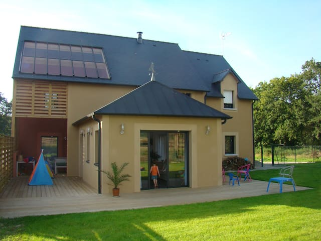 Agréable maison - Saint-Briac-sur-Mer - Rumah