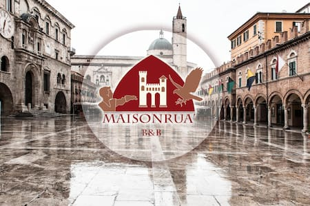 Maisonruà B&B  Rua dei Legnaiuoli  - Ascoli Piceno - Διαμέρισμα