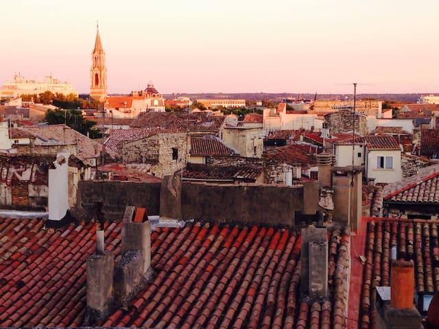 Se pauser au centre ville ... - Nîmes - Bed & Breakfast