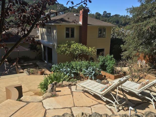 Spacious home near San Francisco - Сан Рафаэль - Дом