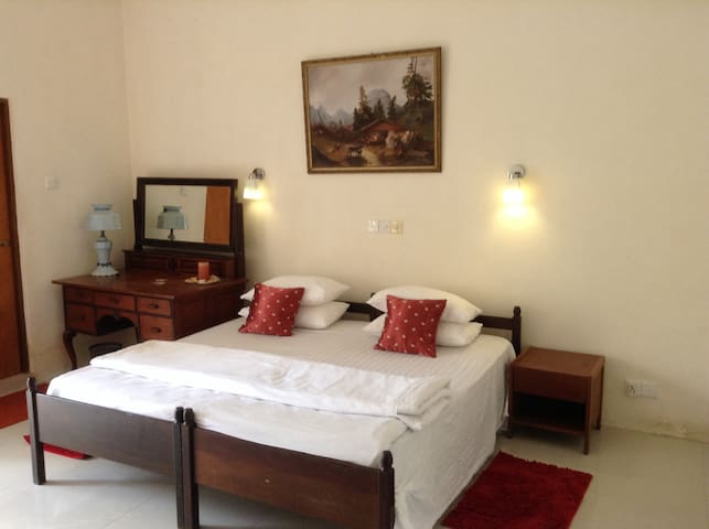 Bed room with private sitting & BR - Colombo - Lejlighed