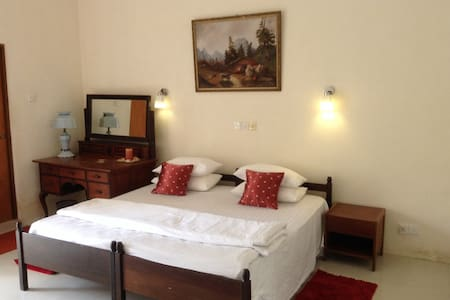 Bed room with private sitting & BR - Colombo - Wohnung
