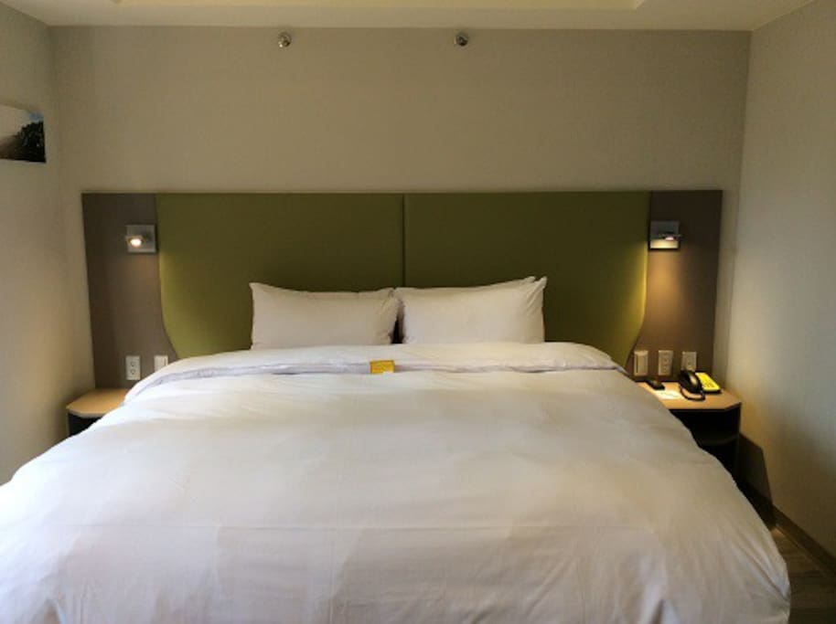 Deluxe Double Room with double bad