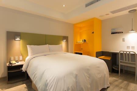 Horizon Inn - Zhongshan District - Bed & Breakfast