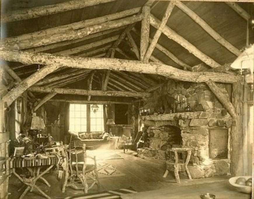 Original photo of The Ranch House from the 1930's. This is how Carmel Valley Hospitality looked when our Great Grands welcomed their guests. I guess you might say hospitality is our heritage.