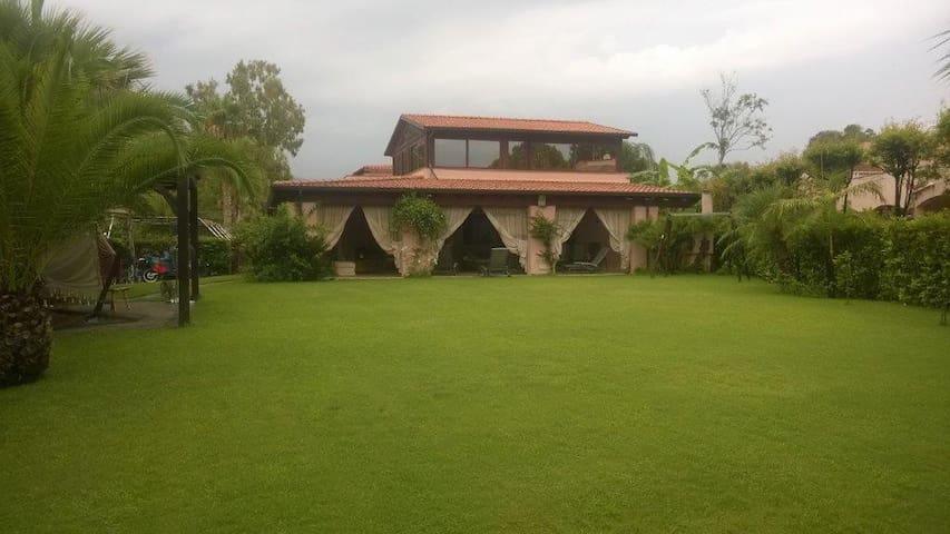 Villa in Portorosa 1min from beach - Saiatine - Haus