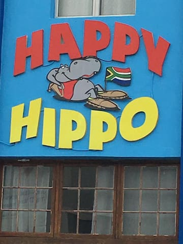 Happy Hippo - En-suite Dorm ( 5x Sleeper)