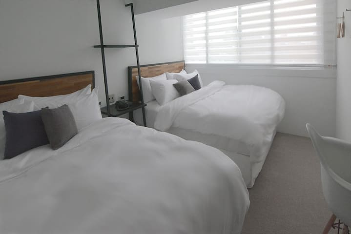DAAN PARK Hotel - Quad Private room