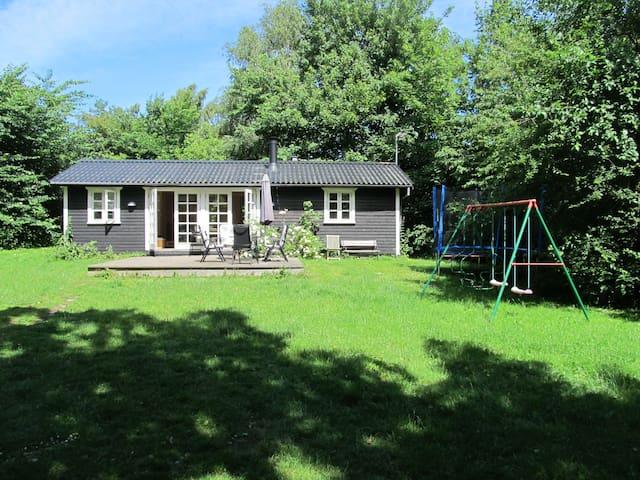 Helårs sommerhus med Wi-Fi internet - Dronningmølle - Huis