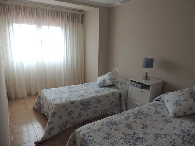 4 rooms flat refurnished - Cedeira